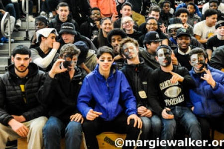 2016 Boys Basketball Gallery: Cambridge R&L VS. Andover