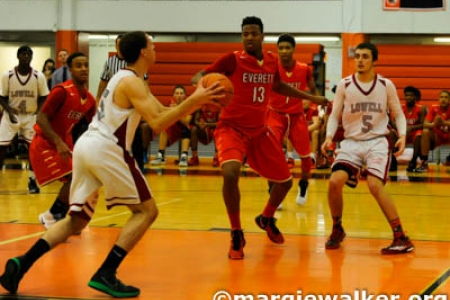 2016 Boys Basketball Gallery: Everett VS. Lowell