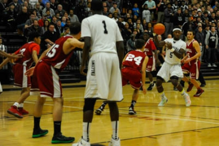 2016 Boys Basketball Gallery: Cambridge VS. Lowell