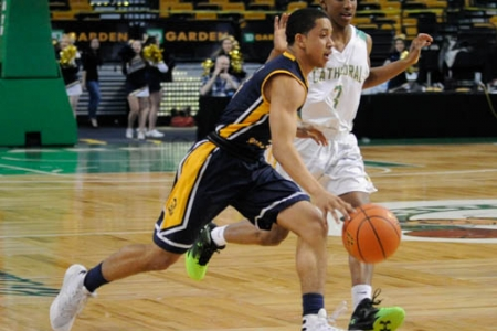 2016 Boys Basketball Gallery: Cathedral vs St. Mary's