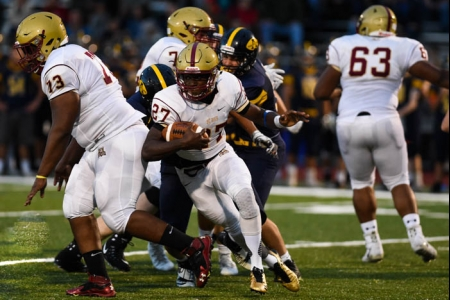 2017 Football Gallery: BC High vs. Andover