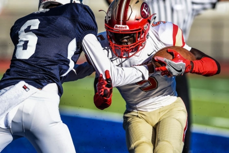 2017 Football Gallery: St John's Prep vs Everett