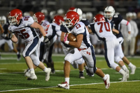 2017 Football Gallery: Bridgewater-Raynham vs. St. John's Prep